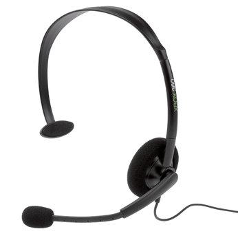 Xbox 360 Headset (Fekete)