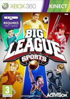 Big League Sports (Kinect)