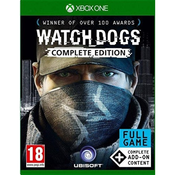 Watch Dogs Complete Edition /ÚJ/