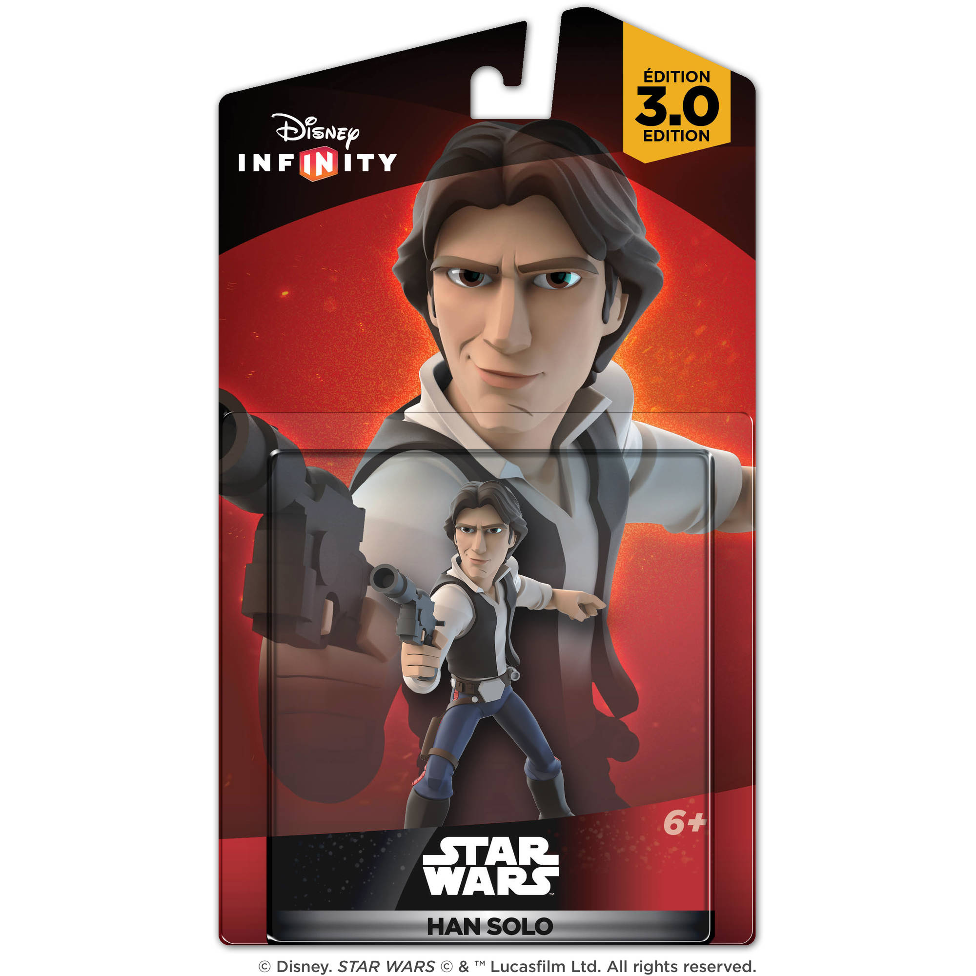 Disney Infinity 3.0 Star Wars Han Solo (Új)