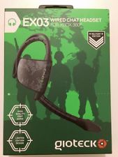 EX03 Wired Chat Headset