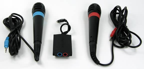 PlayStation 2 (PS2) Mikrofon