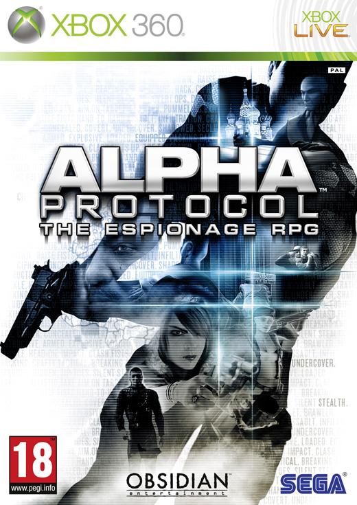 Alpha Protocol /ÚJ/