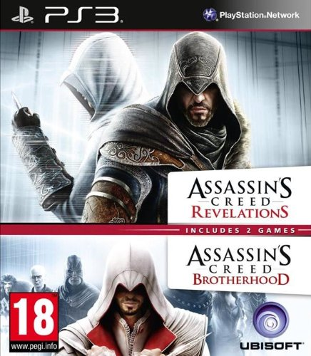 Assassin's Creed Relevations & Brotherhood