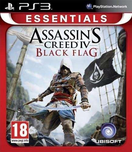 Assassin's Creed IV: Black Flag - Essentials (HUN)