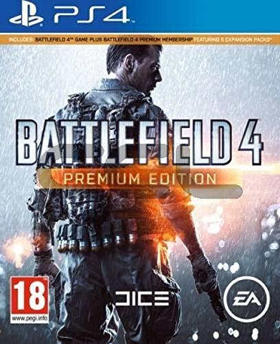 Battlefield 4 Premium Edition (Új)