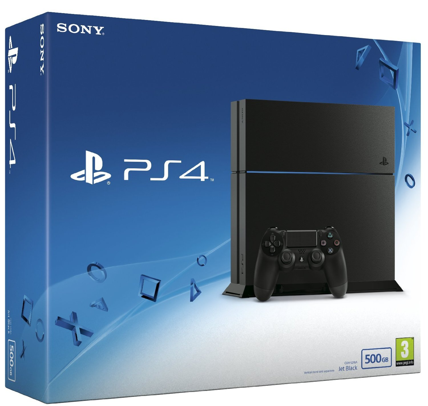 PlayStation 4 ( PS4 ) 500GB