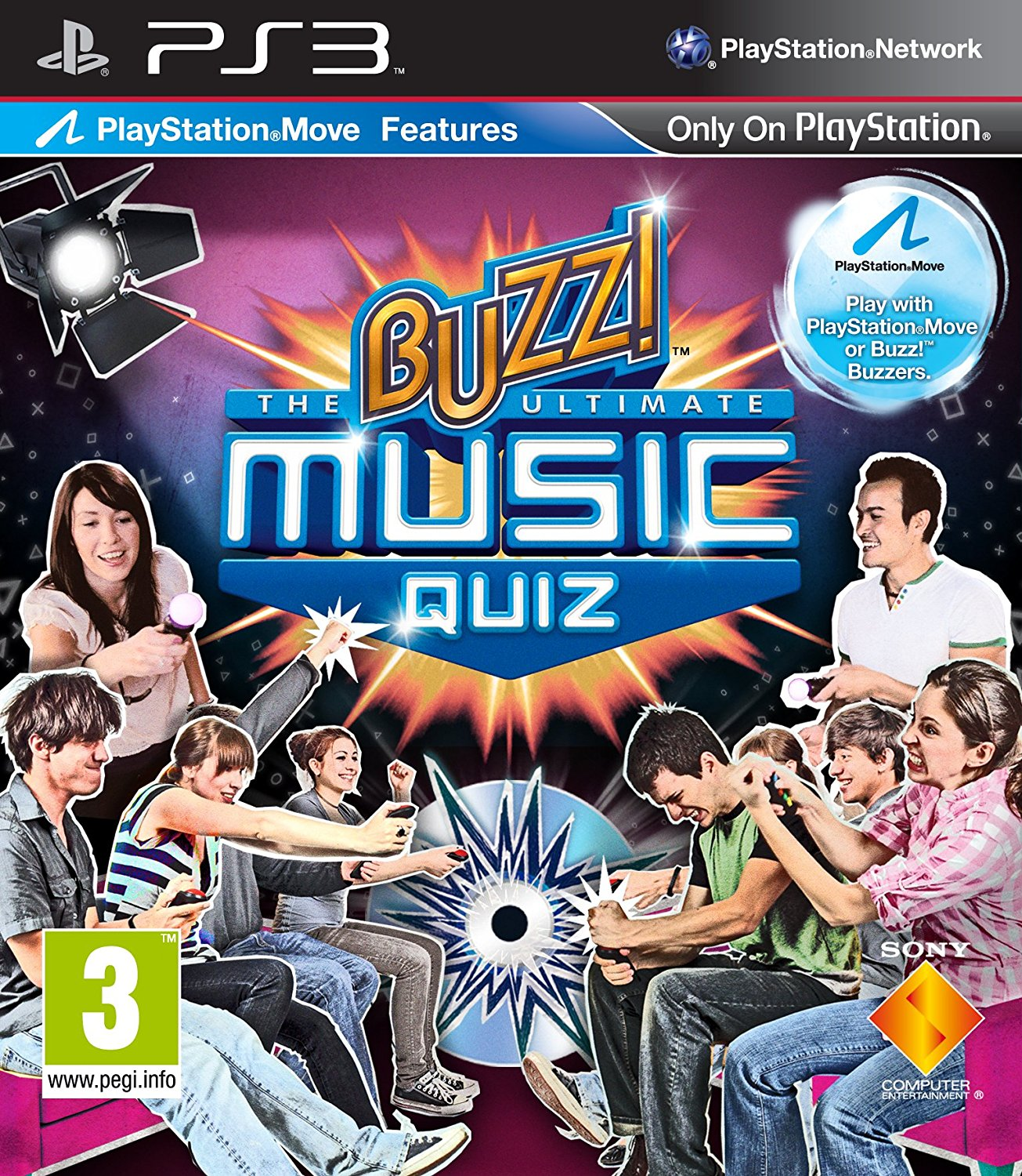 Buzz! The Ultimate Music Quiz