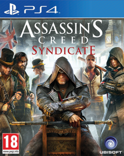 Assassin's Creed Syndicate /ÚJ/