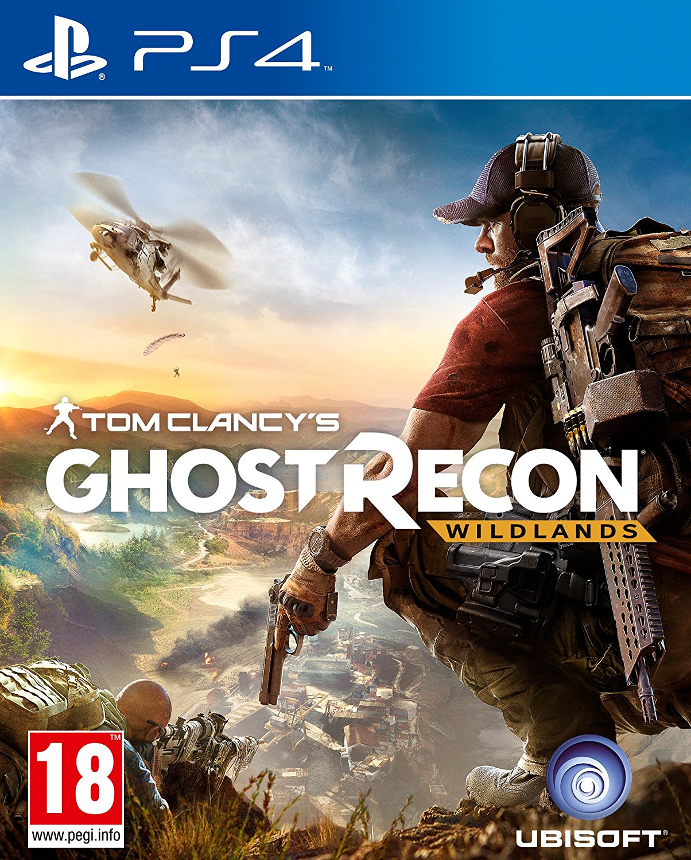 Tom Clancy's Ghost Recon Wildlands /csak lemez/