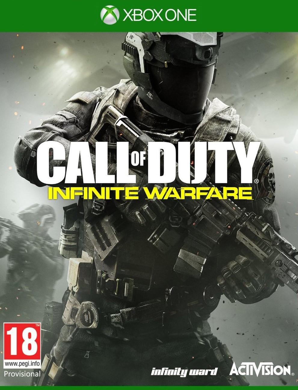 Call of Duty Infinite Warfare (Új)