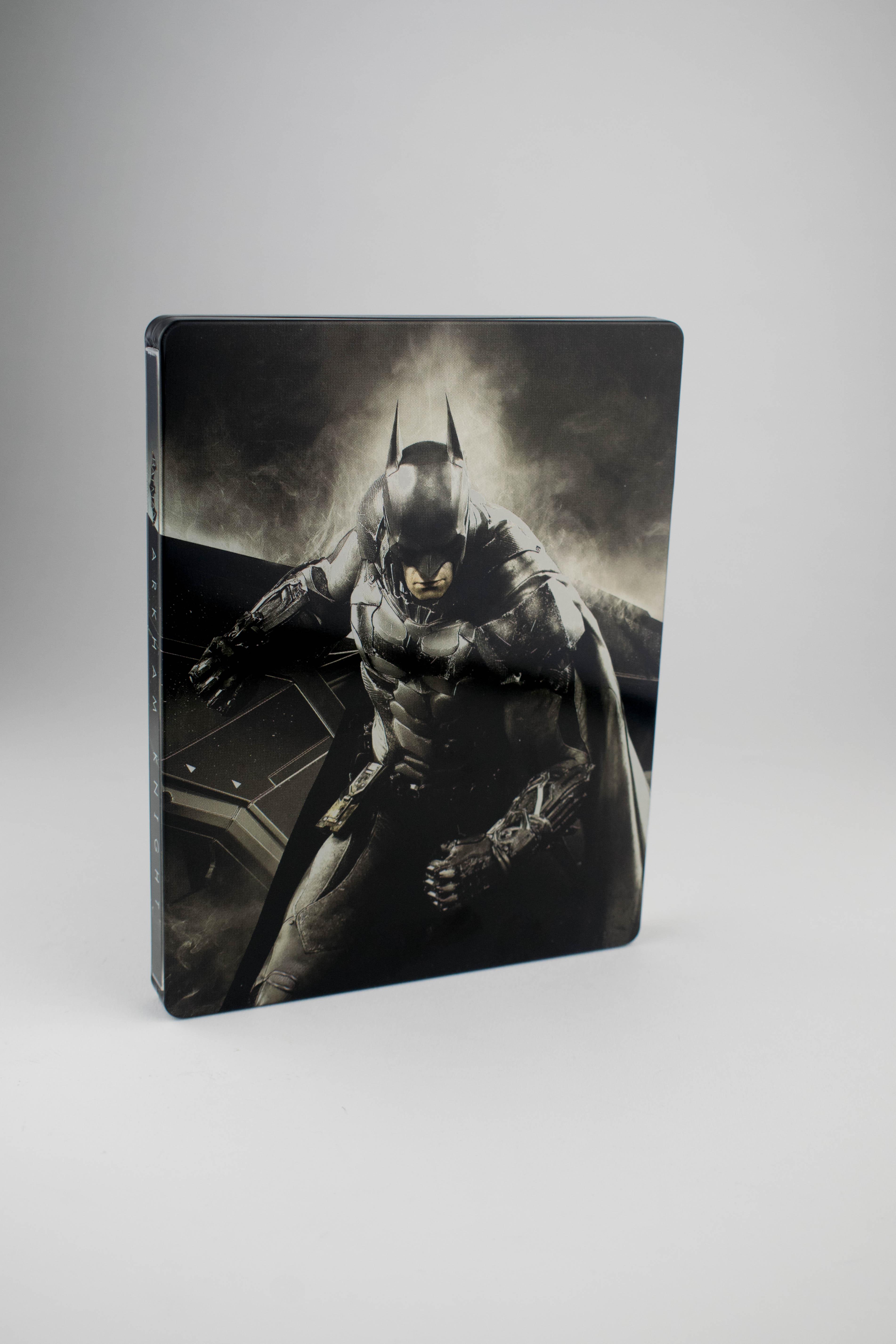 Batman: Arkham Knight special edition (Fémdobozos!)