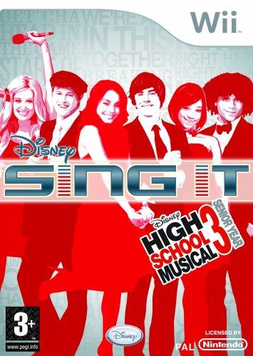 High School Musical 3: Senior Year (wii)