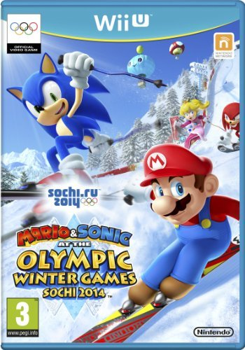 Mario & Sonic at the Winter Olympic Games: Sochi 2014