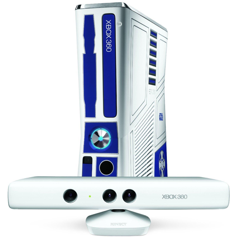 Xbox 360 S - Star Wars Limitált kiadás 320GB /dobozzal/