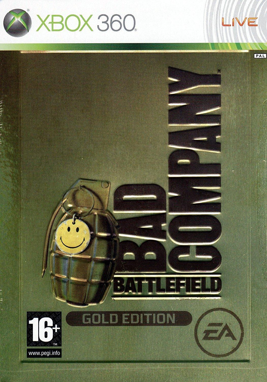 Battlefield: Bad Company Gold edition (Fémdobozos)
