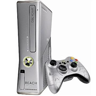 Xbox 360 S Halo Reach Limited Edition 250GB