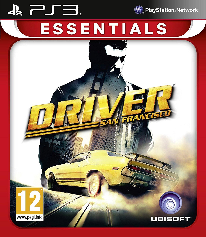 Driver San Francisco: PlayStation 3 Essentials