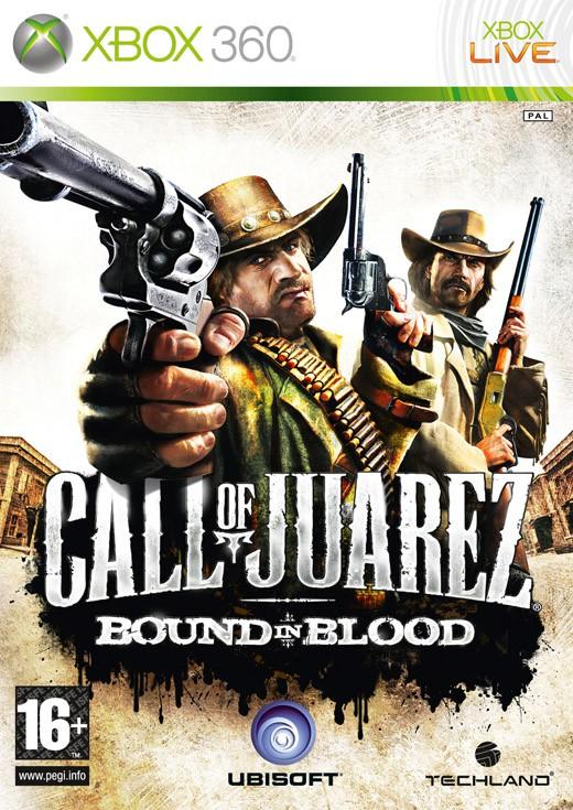 Call Of Juarez Bound in Blood /csak lemez/