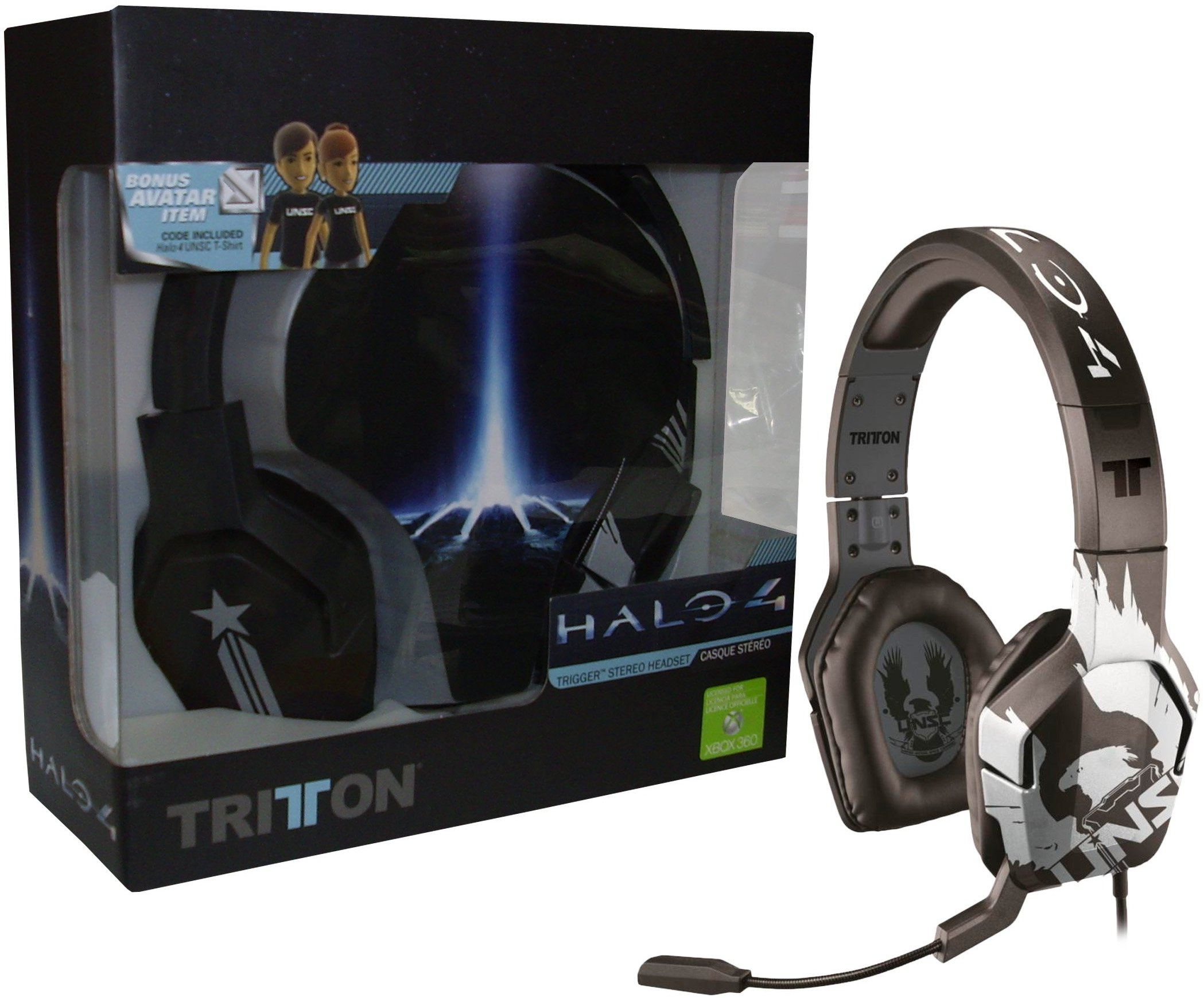 TRITTON Halo 4 limited Trigger Stereo Headset