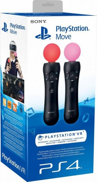 Sony PlayStation VR Move Twin Pack (ÚJ)