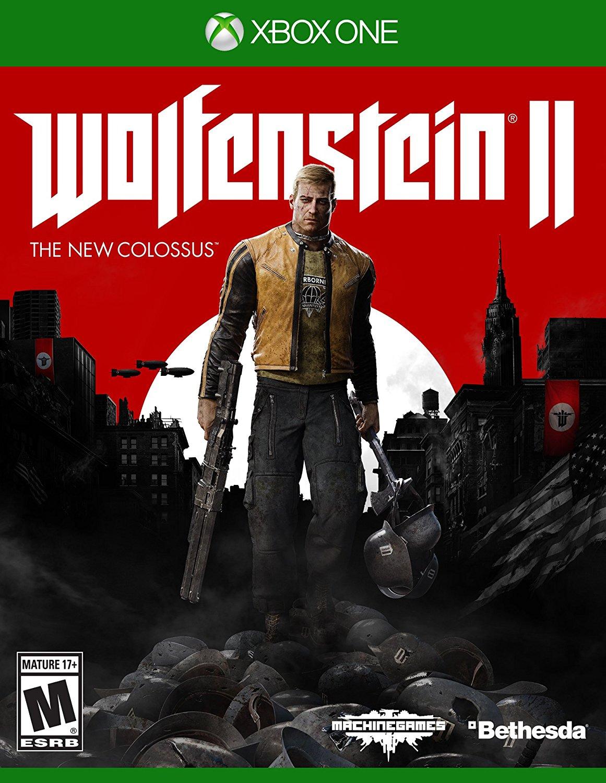 Wolfenstein II (2): The New Colossus