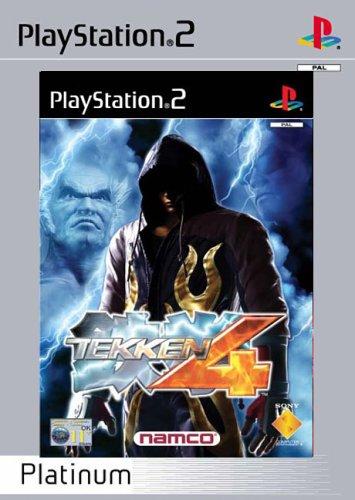 Tekken 4 - Platinum