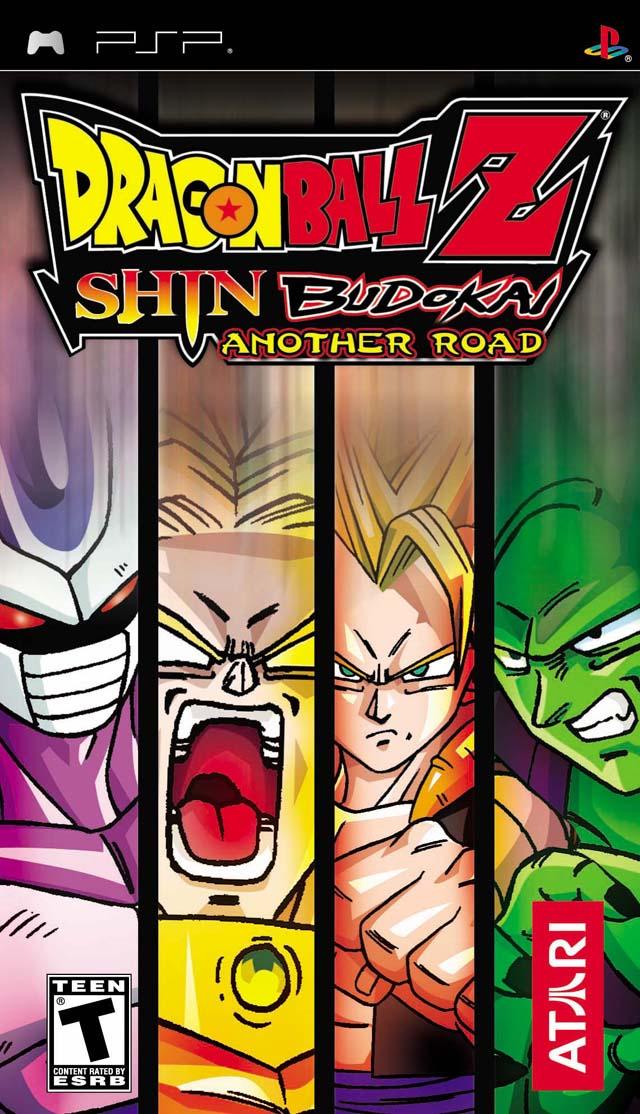 Dragonball Z Shin Budokai Another Road