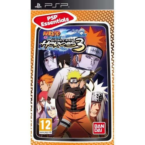 Naruto Shipppuden Ultimate Ninja Heroes 3
