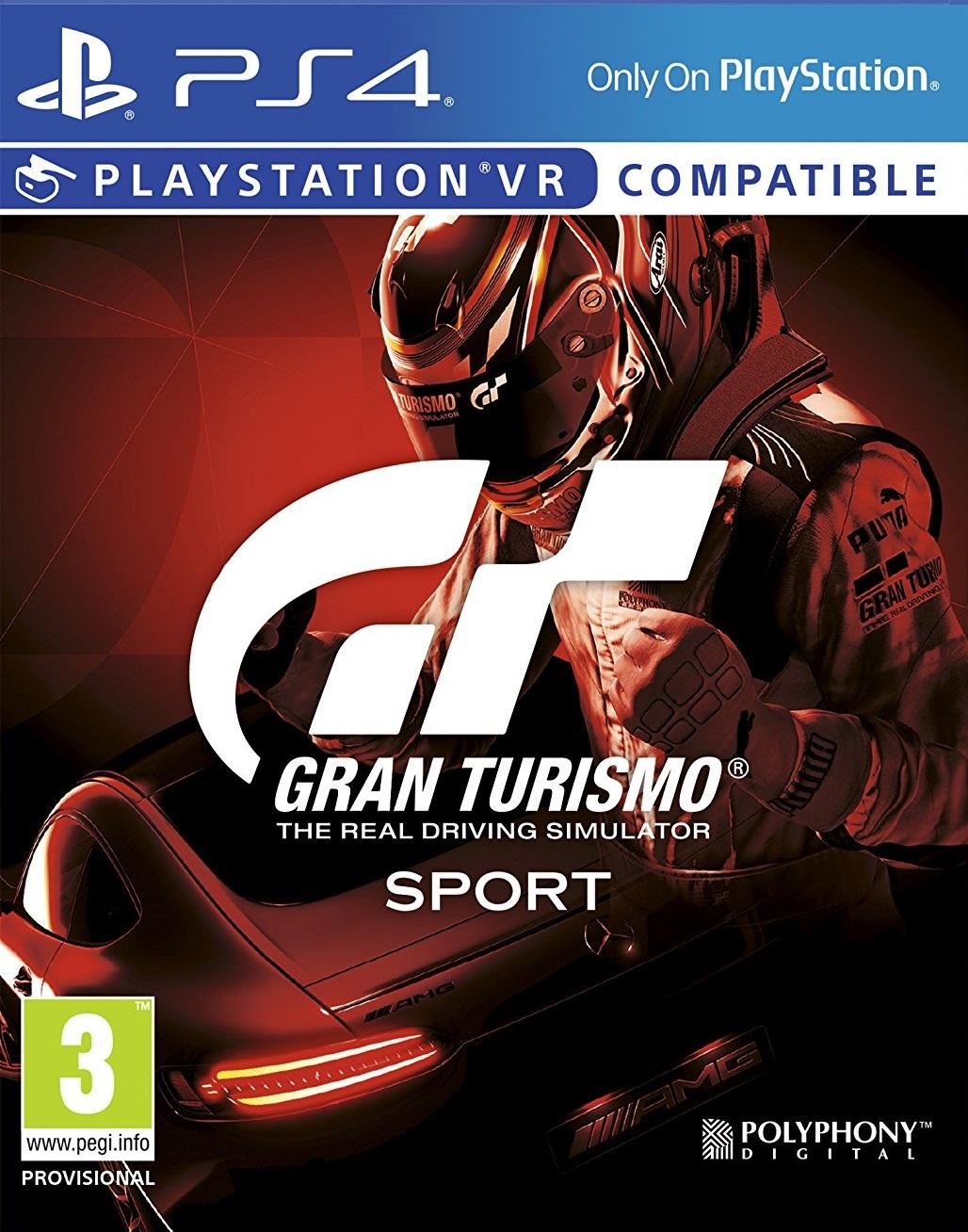 Gran Turismo Sport /ÚJ/