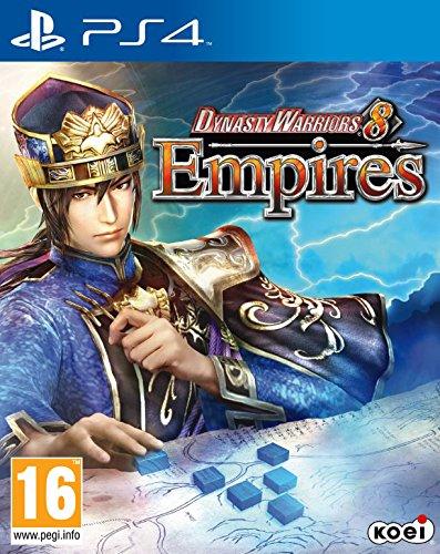 Dinnasty Warriors 8 - Empires /ÚJ/