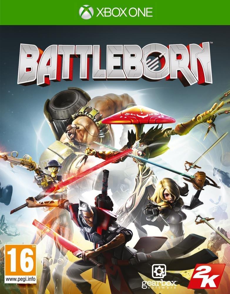 Battleborn (Új)