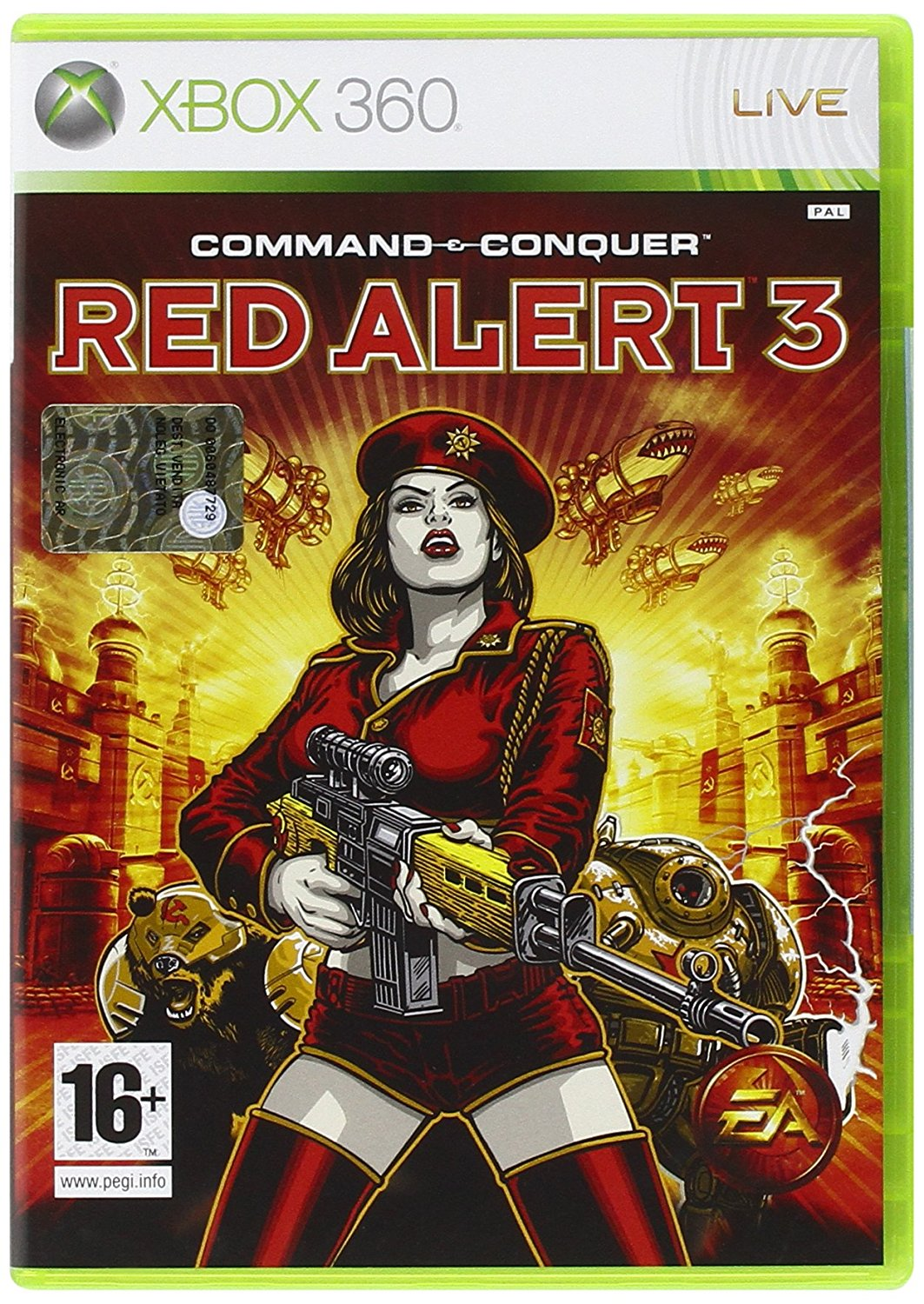 Command and Counqer - Red Alert 3