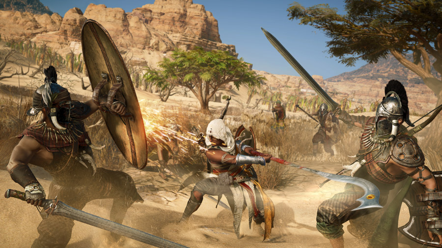 Assassin's Creed Origins borító nélkül