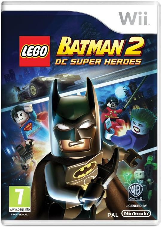 LEGO Batman 2 DC Super Herde