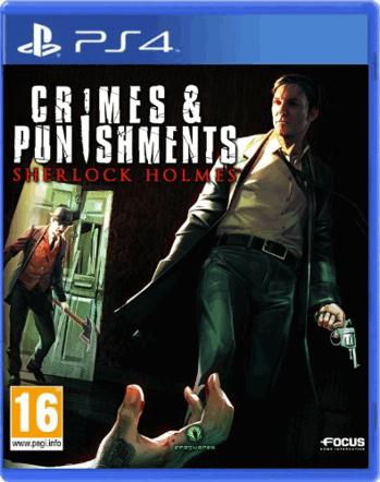 Crimes & punishments Shelock Holmes