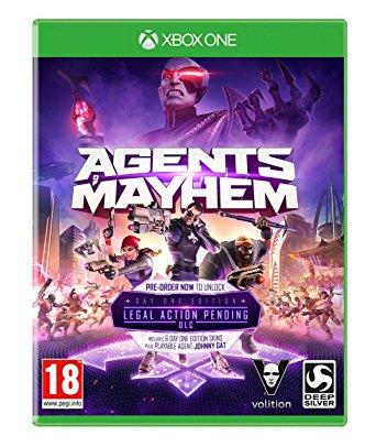 Agents of Mayhem /ÚJ/