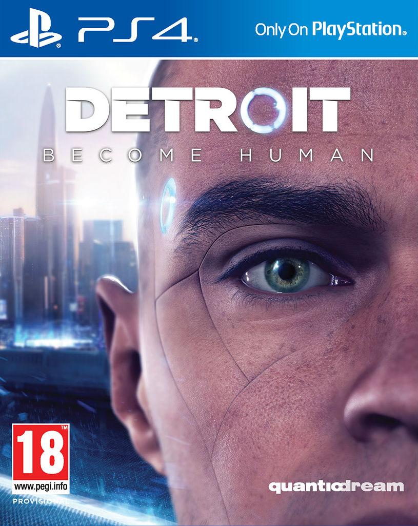 Detroit Become Human (Magyar felirattal) /ÚJ/