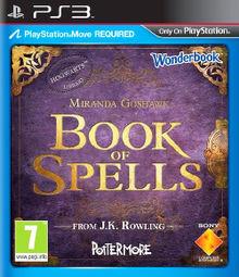 Wonderbook Book of Spells