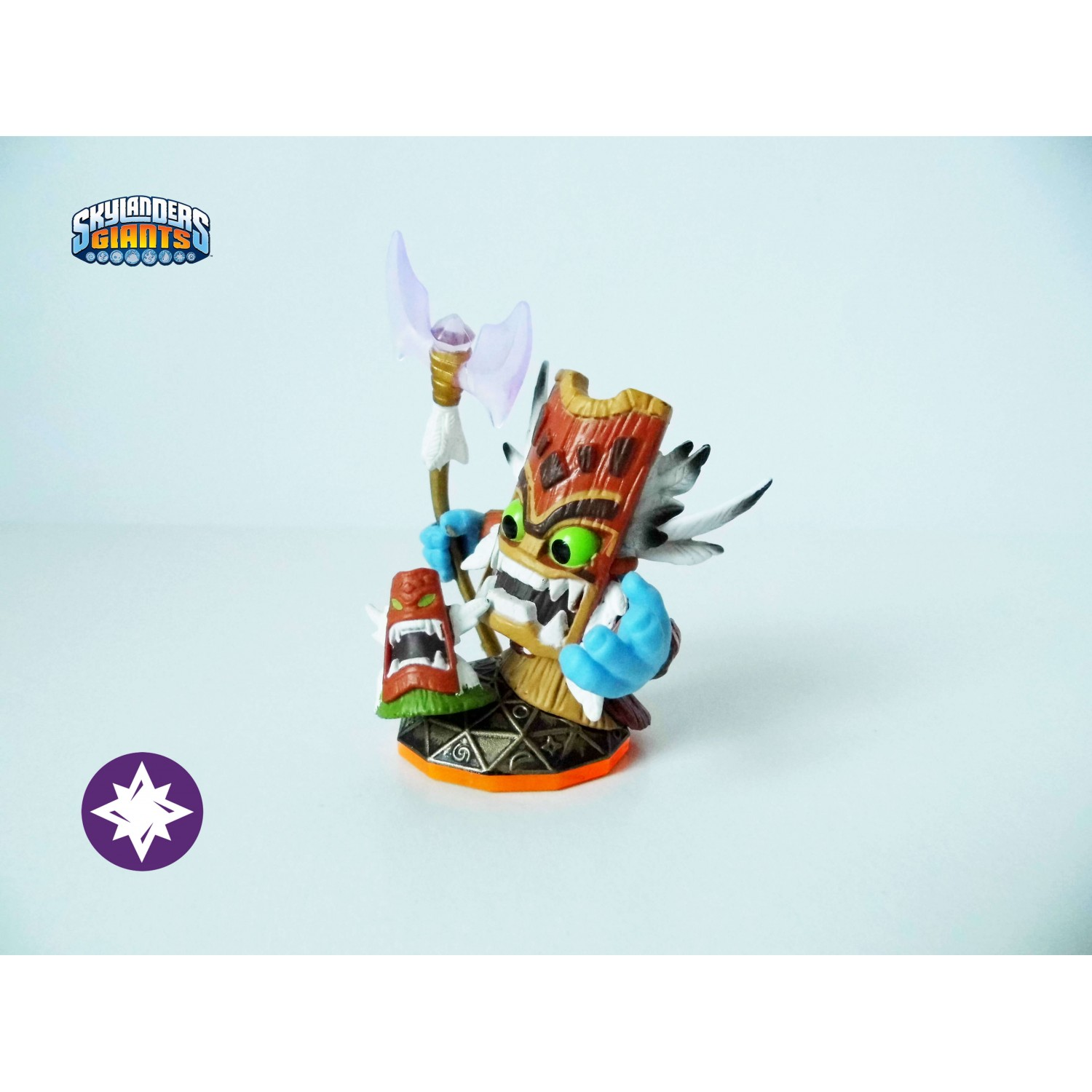Skylanders Giants - Double Trouble játékfigura
