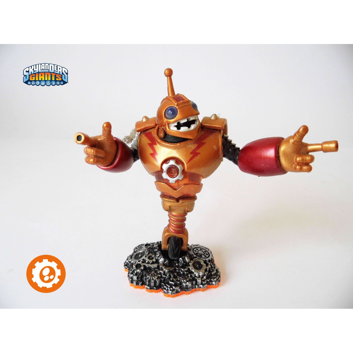 Skylanders Giants - Bouncer játékfigura (Giant)