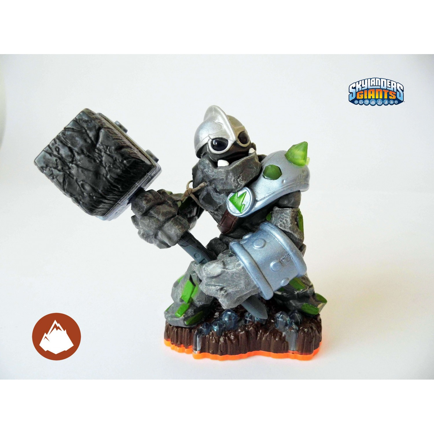 Skylanders Giants - Crusher játékfigura (Giant)