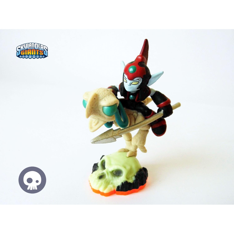 Skylanders Giants - Fright Rider játékfigura