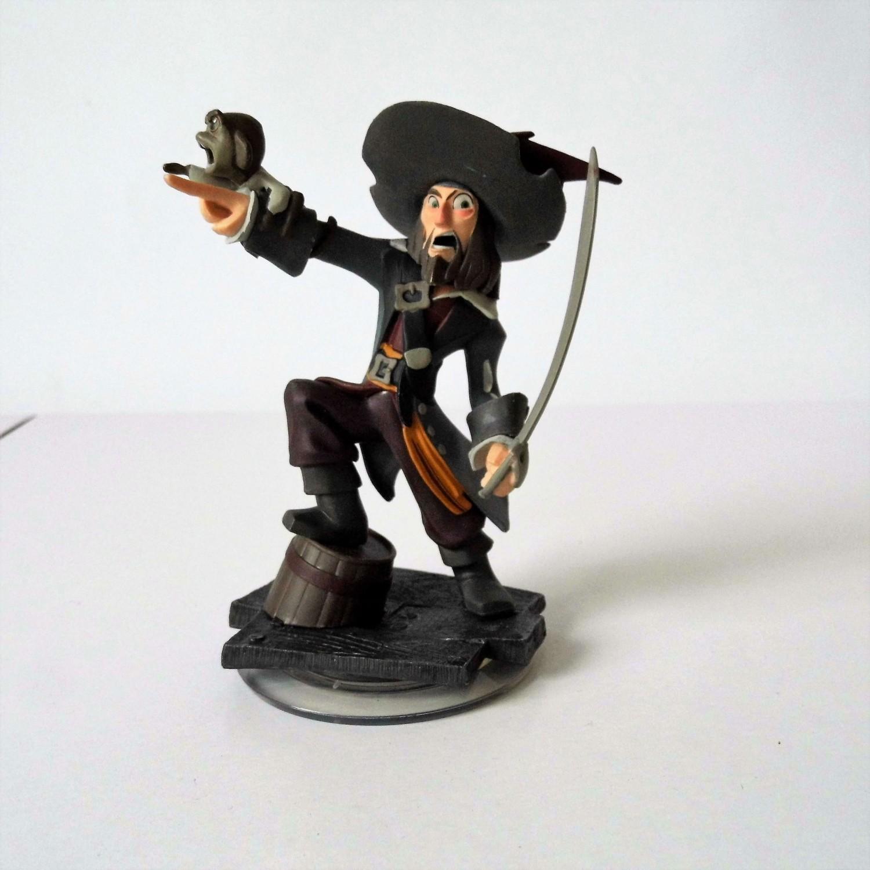 Disney Infinity 1.0 - Captain Barbossa játékfigura