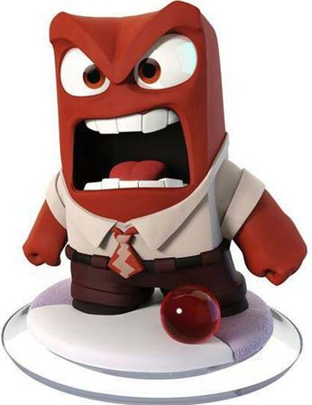Disney Infinity 3.0 Anger - Inside Out INF - 1000217