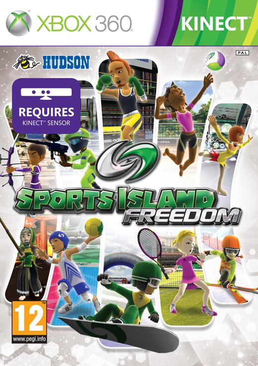 Sports Island Freedom /kinect/