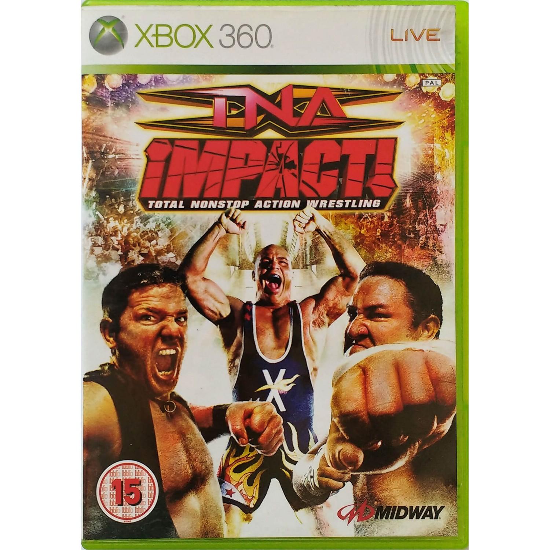 TNA Impact Total Nonstop Action Wrestling