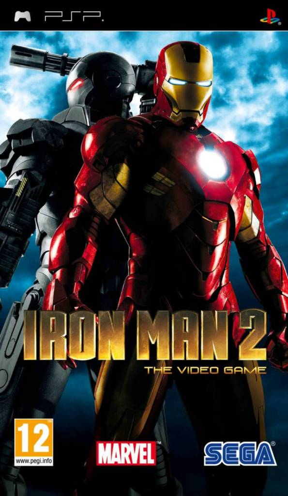 Iron man 2 The Video Game