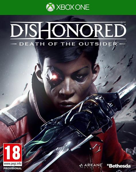 Dishonored: Death of the Outsider Xbox
