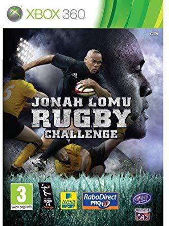 Johan Lomu Rugby Challenge
